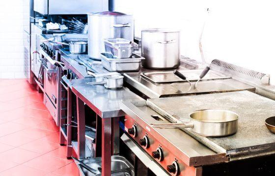 Czyszczenie mycie kuchni