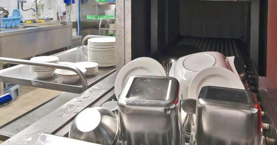 Zmywarki Gastronomiczne