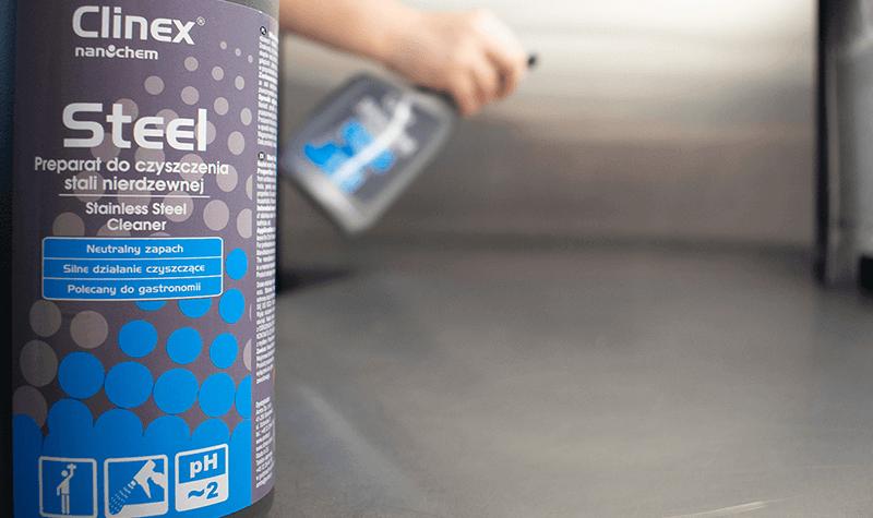 Preparat Clinex Steel