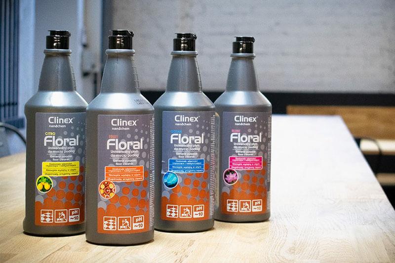Produkty Clinex Floral
