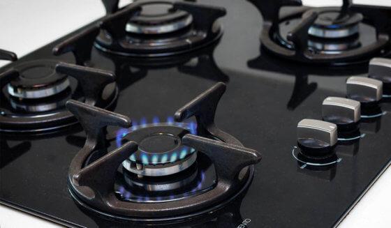 Czyszczenie kuchenki gazowej