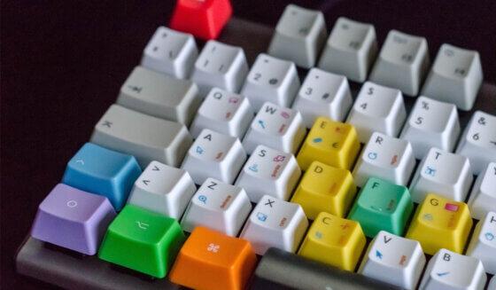 Czyszczenie klawiszy