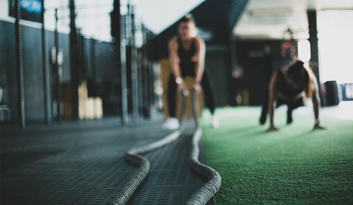 Dezynfekcja w klubach fitness