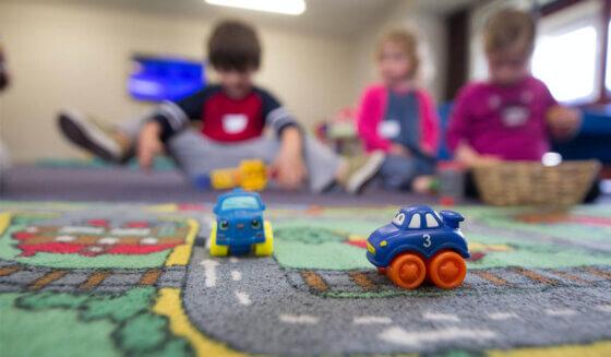 Dezynfekcja w żłobkach, przedszkolach i szkołach