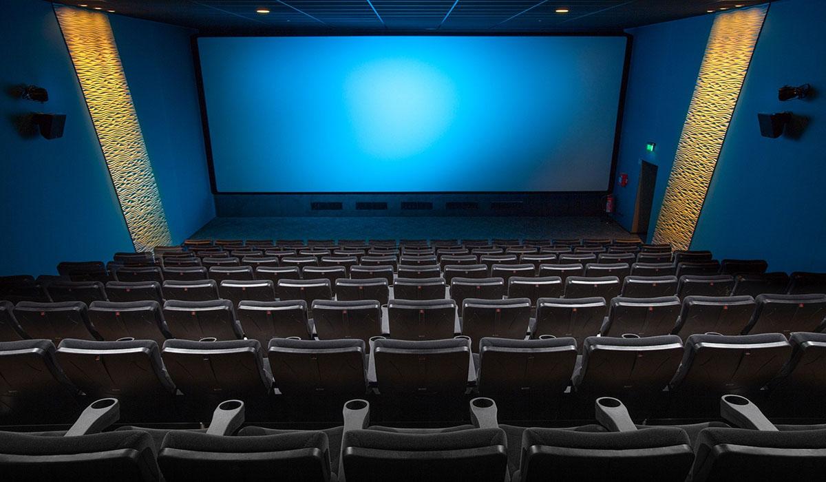Kina i teatry - dezynfekcja