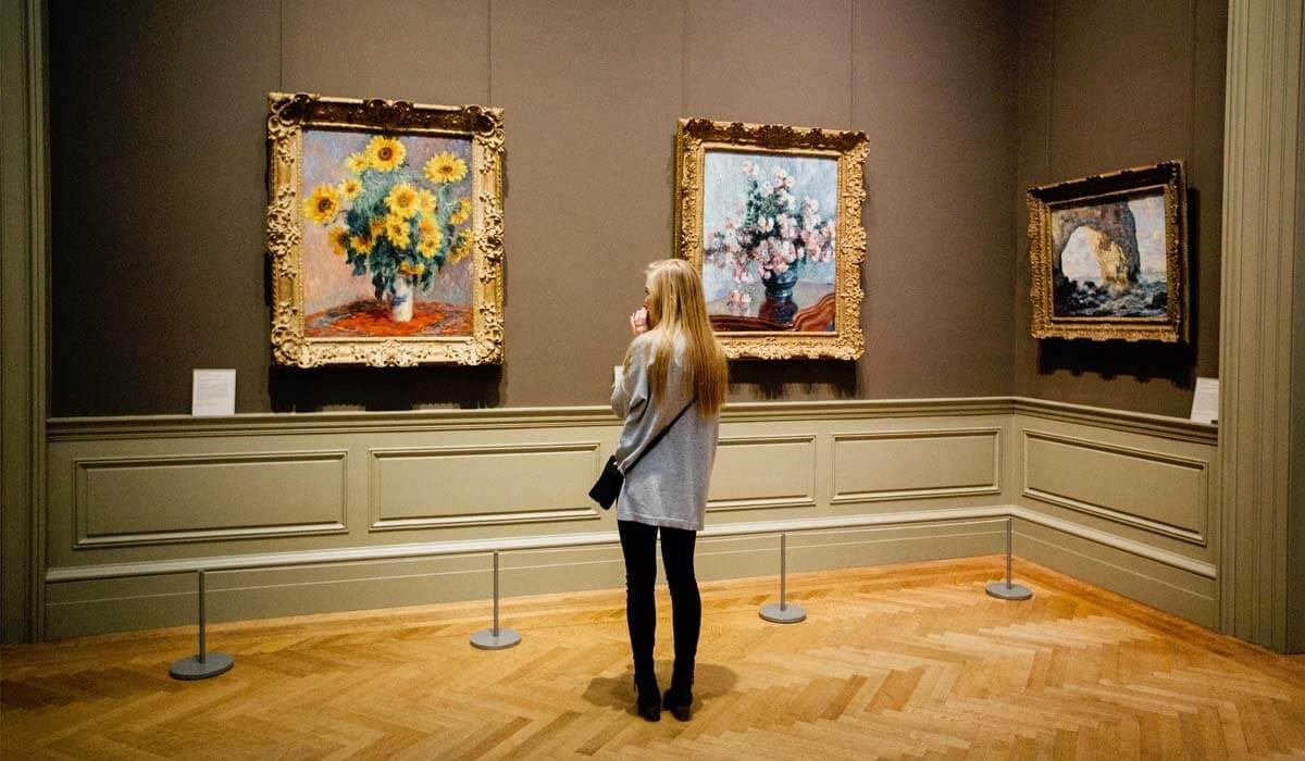 Obszary dezynfekcji w muzeach