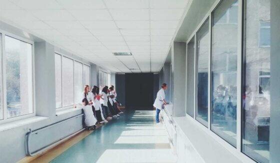 Obszary dezynfekcji dla przychodni zdrowia