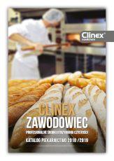 Katalog Produktów Clinex - Piekarnictwo 2019/2020